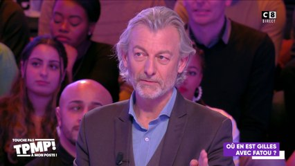 Gilles Verdez explique où il en est avec Fatou