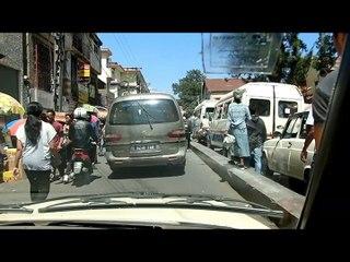 Embouteillage à Tananarive...