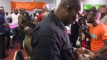 Basketball | FIBB : Présentation du président Mahama Coulibaly