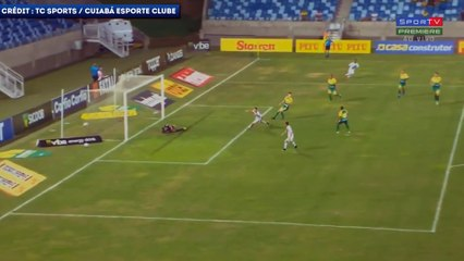 Les buts de Camilo avec son club de Ponte Preta