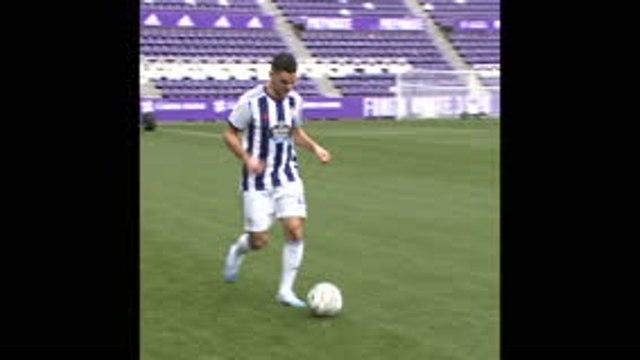 Ben Arfa présenté à Valladolid
