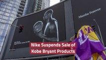 Nike Stops Kobe Bryant Product Sales