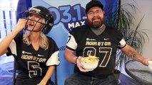 Roxanne et Yanick préparent le Super Bowl,