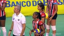 Superliga Feminina 2020 - Sesc RJ x São Paulo Barueri