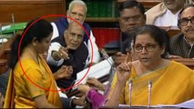 Budget 2020: Nirmala Sitharaman talks for 2 hours 42 minutes,creates new record