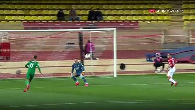Monaco - Saint-Etienne : Bouanga, homme du match