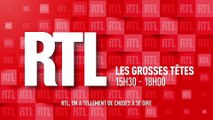 Le journal RTL 23H