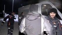 Depremde çalışan AFAD ekibi Kars'a döndü
