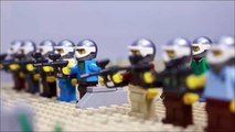 Lego Paintball Battle 2