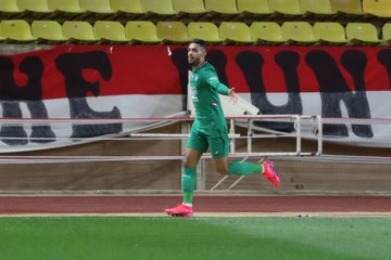 Bouanga est bien de retour - Foot - Coupe de France - Saint-Etienne