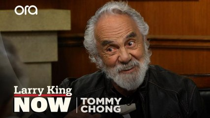 'That '70s Show', Andrew Yang, and legalized marijuana -- Tommy Chong answers your social media questions