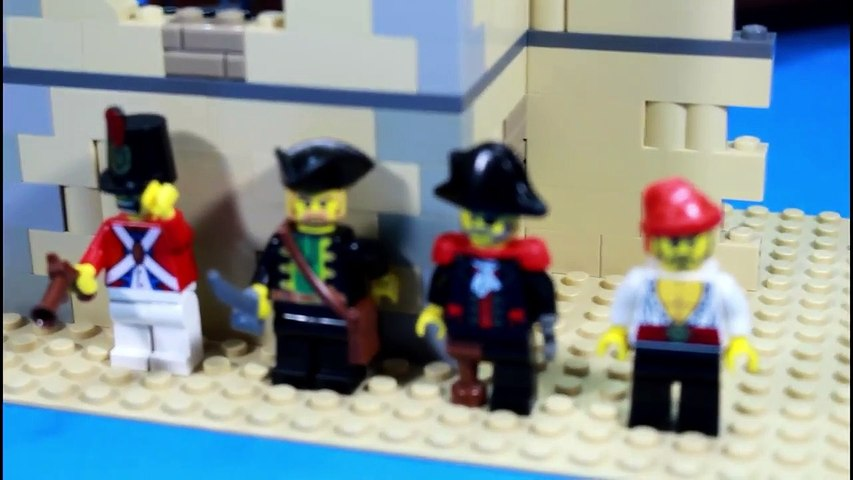 Lego Pirate Battle 4  coming soon