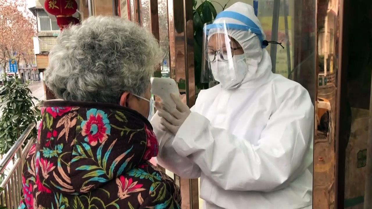 Quase 6 mil infectados por novo coronavírus na China