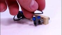 How to build a mini Lego pinball machine that works-