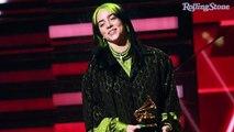 Billie Eilish Wins Big at 2020 Grammy Awards | RS News 1/27/20
