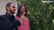 Ringo & Grohl Musicians on Musicians BTS