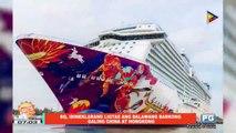 NEWS AND VIEWS: BQ, idineklarang ligtas ang dalawang barkong galing China at Hongkong