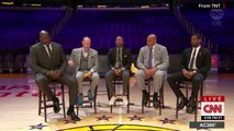 """Disparition de Kobe Bryant : La légende Shaquille O'Neal craque cette nuit en direct à la télévision et fond en larmes : """"Je perds un petit frère"""