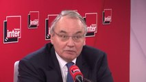 """Jean-Louis Bourlanges : """"Sans doute, on n'aurait pas dû organiser la majorité comme on l'a fait, on n'aurait pas dû écraser les sensibilités politiques"""""""