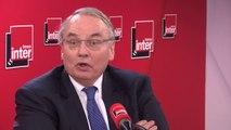 """Jean-Louis Bourlanges : """"On a une police qui est beaucoup plus une police de l'État qu'une police des citoyens"""""""