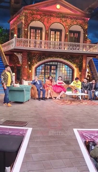 Hungama 2- Behind the Scene || The Kapil Sharma Show