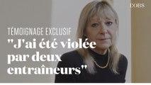 L'ex-patineuse Hélène Godard témoigne s'être fait violer par deux entraîneurs entre 13 et 15 ans