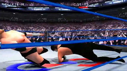 WWE Smackdown 2 - Sting season #8