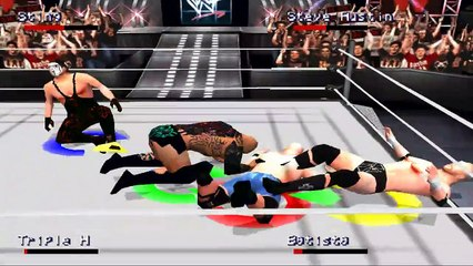 WWE Smackdown 2 - Sting season #9