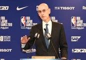 Les mesures prises contre les approches illicites en NBA