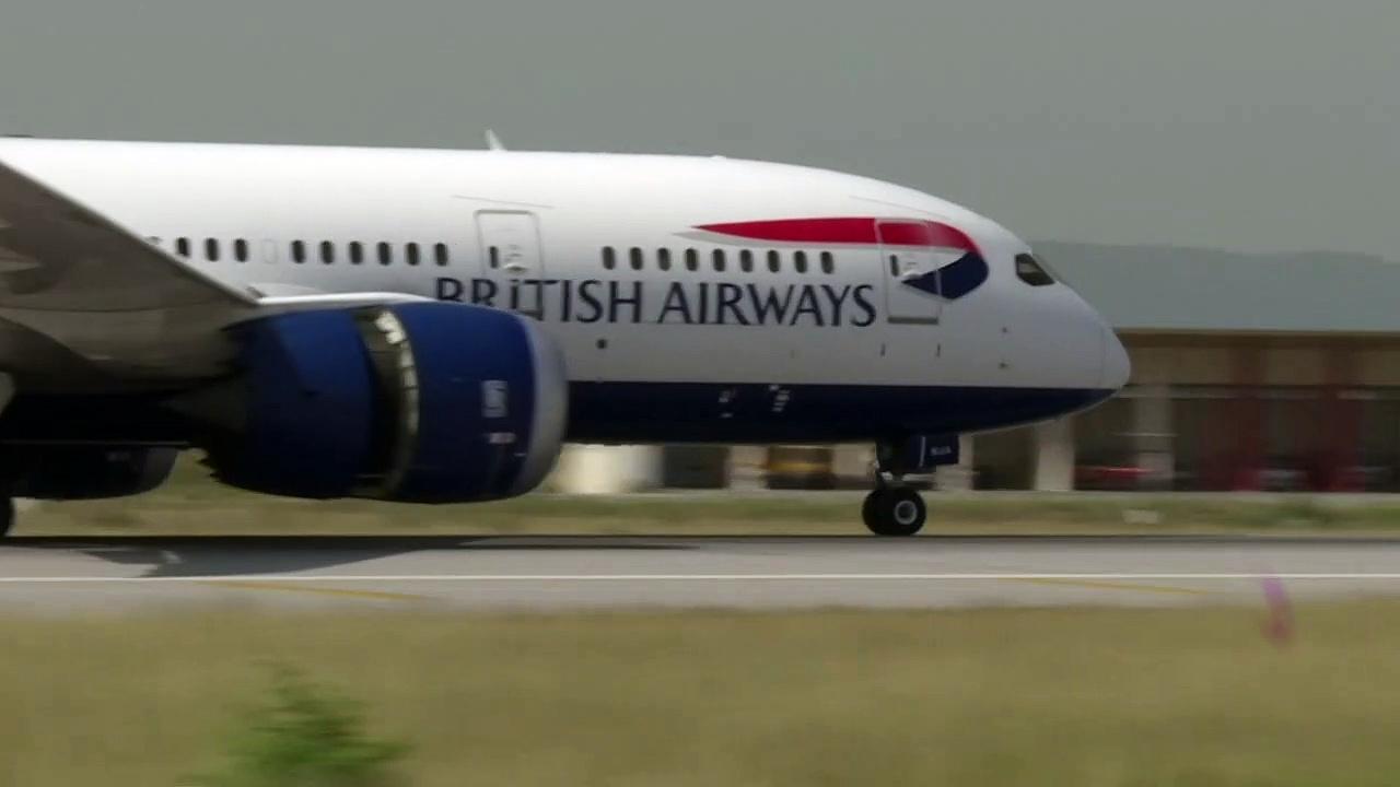 British Airways suspende voos para China por novo coronavírus