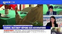 Gabriel Matzneff répond aux accusations - 29/01