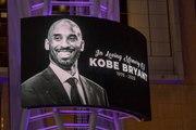 Les hommages rendus à Kobe Bryant