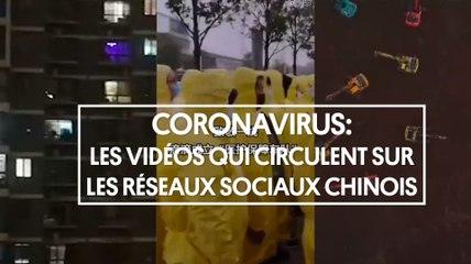 Coronavirus : les vidéos qui circulent sur les réseaux sociaux chinois