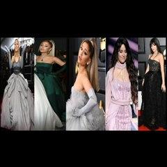 Ariana Grande Vs Camila Cabello Grammy 2020/Grammy 2020 Fashion Face-Off
