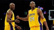 Lamar Odom credits Kobe Bryant for helping him through his 'darkest moments'