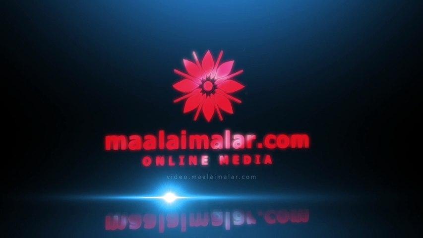 ஹீரோவாகும் மொட்டை ராஜேந்திரன் | Ammu Abhirami | Robin Hood | Maalai Malar