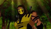 Mortal Kombat Legends : Scorpion's Revenge - Bande annonce (VO)