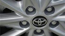 Toyota Closes China Plants In Response To Coronavirus