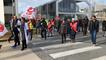 Manifestation à Lorient contre la réforme des retraites