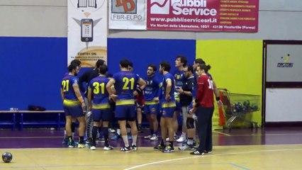 Azeta Parma Pallamano - Handball United Bologna 31-22