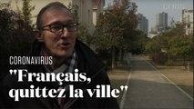 Ce médecin français de Wuhan conseille à ses compatriotes de quitter la ville, foyer du coronavirus
