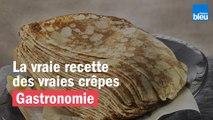 Chandeleur : la vraie recette pour de vraies crêpes