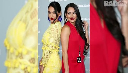 Bella Twins Reveal They're Both Pregnant & Brie Was Furious When Nikki Told Her!