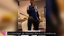 Majeed Warris Bizutage -Ney Mbappé à la NBA - Bizutage Il Lok MHSC