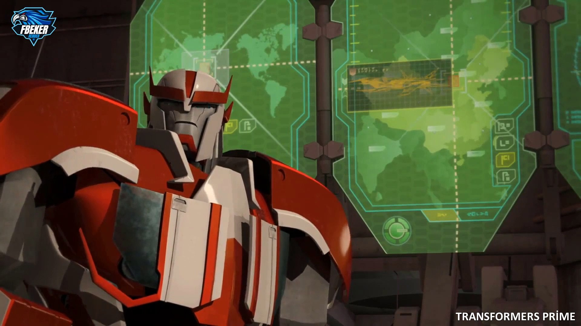 Transformers Prime 13.Bölüm Full Hd