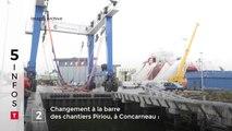 Manifs, Piriou, bouchons… Cinq infos bretonnes du 29 janvier