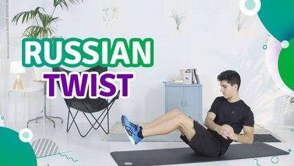 Russian twist - Fit People