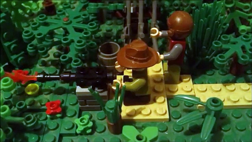 Lego jungle ambush