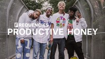 A day in the life of Productive Honey: The FADER x WAV Present Frequencies