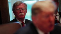 Trump slams Bolton; White House objects to book